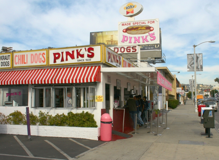 58. Pink's Hot Dogs